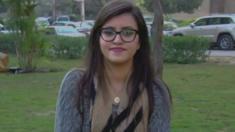 فتاة مصرية