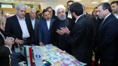 الرئيس الإيراني تحدث خلال الاحتفال باليوم الوطني للتقنية النووية
