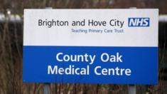 Phòng khám NHS đóng cửa