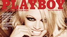 غلاف عدد من مجلة بلاي بوي