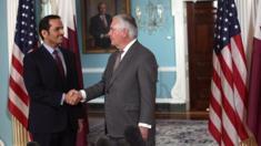 وزير الخارجية الأمريكي السابق ركس تلرسون