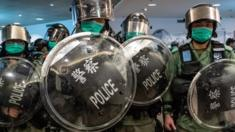 HK police, May 2020