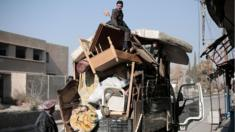 الأمم المتحدة: القتال في الغوطة أدى إلى نزوح 50 ألف مدني