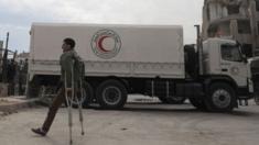 اعداد كبيرة من ذوي الاعاقة نتيجة الحرب في سورية