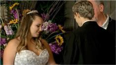 مراهق مصاب بمرض قاتل يتزوج من حبيبته