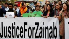 ردود فعل غاضبة في باكستان بعد مقتل الطفلة زينب