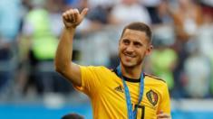 Mundial de Rusia 2018  Bélgica se queda con el tercer lugar de la Copa del  Mundo 251cb25d7193c