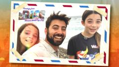 Nikita, Ricky and Valentina