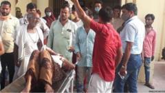 The injured woman, Ms Anita