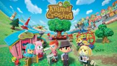 Animal Crossing.