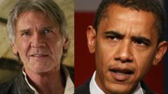 Han Solo Obama