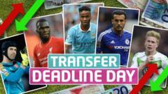 Transfer Deadline Day