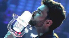 2019's Eurovision winner Duncan Laurence