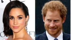Meghan Markel and Prince Harry