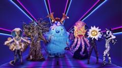 Pharaoh, Tree, Monster, Octopus, Daisy and Fox