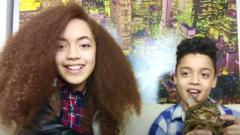 Arabella and Jaadin Daho