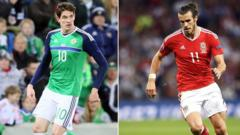 Wales v Northern Ireland