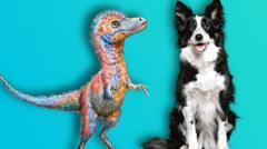 Dinosaur-and-dog.