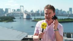The BBC's Nick Hope in Tokyo