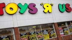 Toys R Us building