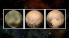 Pluto pictures