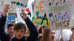 March-for-climate-change-in-London.
