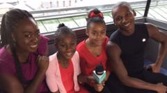 Ayshah's been to the Royal Ballet in London to meet two young dancers