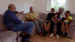 Family in Germany