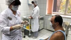 Many medics have themselves been asked to sign up as volunteers for Sputknik V trials