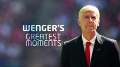 Wenger's greatest moments