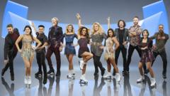 Dancing on Ice 2019 stars