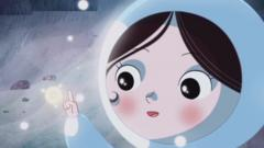 Ben's sister in Song of the Sea