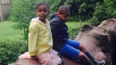 Angel and Jayden sat on a tree
