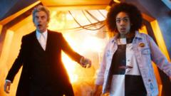 Doctor Who and Bill Potts