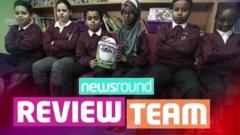 Newsround review team