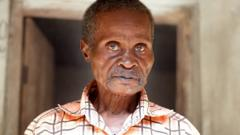 Nigerian pensioner