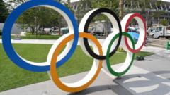 Olympic-rings-in-front-of-stadium.