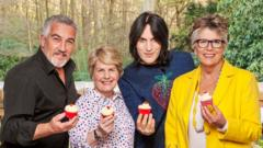 Channel 4's Great British Bake Off line-up