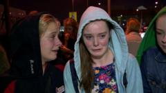 Teenagers are upset that One Direction cancelled a Belfast concert