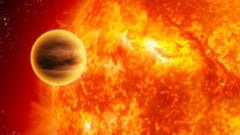 The-UK's-exoplanet-and-its-star.