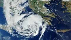 Storm Ianos