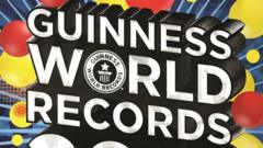 Lots of people have been doing all sorts of weird and wonderful things in a bid to set a new Guinness World Record.