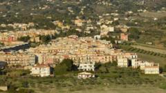 Sambuca, Sicily.