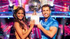 Oti-and-Kelvin-winning-Strictly-Come-Dancing