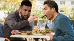 Messi-and-Ronaldo-having-dinner.
