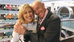 Jen and Len Goodman