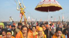 120 million people are expected to take part in the world's biggest gathering. But what exactly is Kumbh Mela?