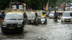 Flooding in Mumbai