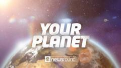Your planet logo/planet earth