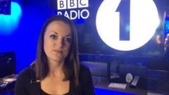 Radio 1 Newsbeat reporter Sinead Garvan